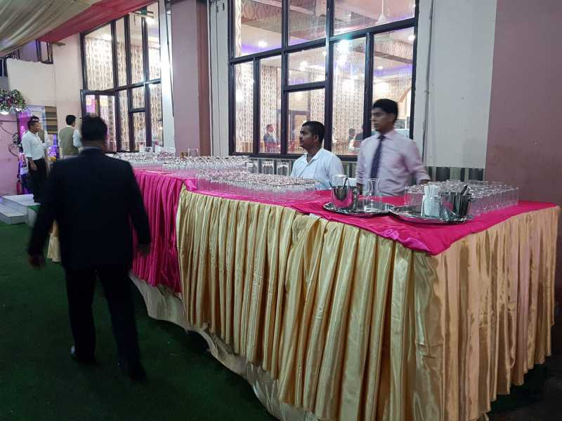 Ruchee Caterers
