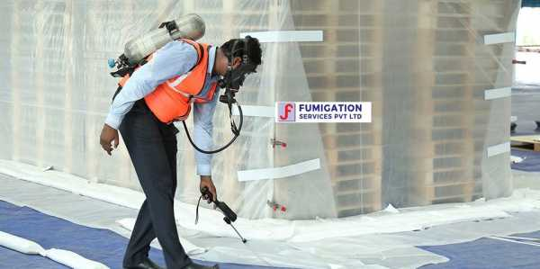 FUMIGATION SERVICES PRIVATE LIMITED